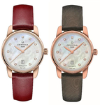Zegarek Certina DS Podium Lady Automatic DIAMONDS C001.007.36.116.02 (C0010073611602)