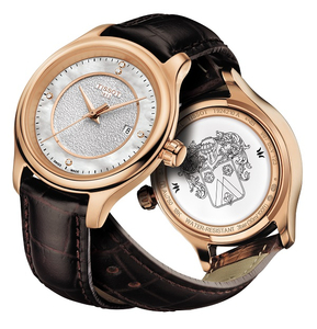 Zegarek Tissot Fascination Lady Gold Diamonds T924.210.76.116.00 (T9242107611600)