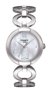 Zegarek Tissot Pinky Diamonds T084.210.11.116.01 (T0842101111601)