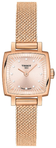 Zegarek Tissot Lovely Square T058.109.33.456.00 (T0581093345600)