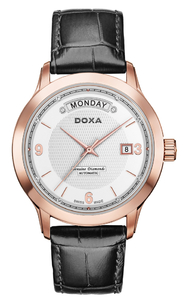 Zegarek DOXA Executive 5 Automatic D167RWL Diamonds