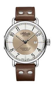 Zegarek Atlantic 57750.41.25B Automatic 130 Years Anniversary LIMITED (577504125B)