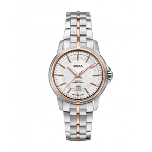 Zegarek Doxa Executive Lady D153RSV Automatic