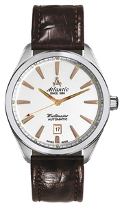Zegarek Atlantic Worldmaster  53750.41.21R (537504121R)