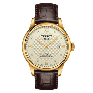 Zegarek Tissot Le Locle Powermatic 80 T006.407.36.266.00 (T0064073626600)