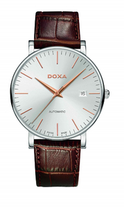 Zegarek Doxa D-light Automatic 171.10.021R.02 (17110021R02)