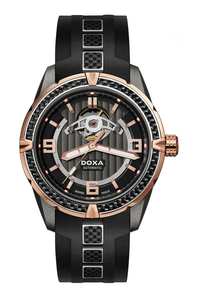 Zegarek Doxa Trofeo TC-Evolution Titanium Automatic Limited Edition D166RBK