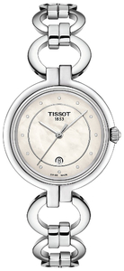 Zegarek Tissot Flamingo Diamonds T094.210.11.116.00 (T0942101111600)