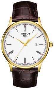 Zegarek Tissot Dream Gold 18K Gent T914.410.46.013.00 (T9144104601300)