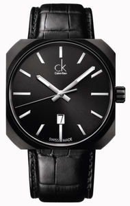 Calvin Klein K1R21430 Gent Solid Black Collection PVD ck K1R21430