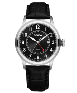 Zegarek Doxa D-air GMT 191.10.105.01 (1911010501)