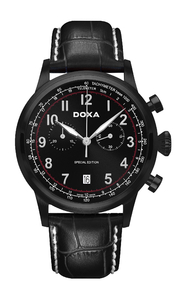Zegarek Doxa D-Air Chronograph Special Edition 190.70.105.2.01 (19070105201)