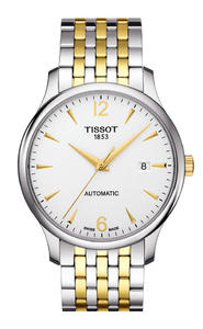 Zegarek Tissot Tradition Automatic T063.407.22.037.00 (T0634072203700)