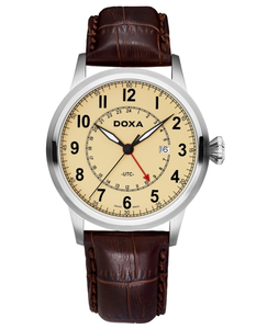 Zegarek Doxa D-air GMT 191.10.035.02 (1911003502)