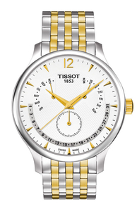 Zegarek Tissot Tradition T063.637.22.037.00 (T0636372203700)