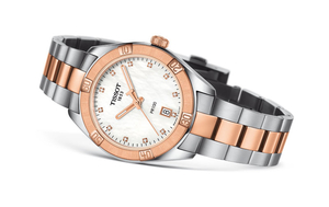 Zegarek Tissot PR100 Lady Diamonds T101.910.22.116.00 (T1019102211600)