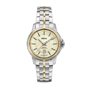 Zegarek Doxa Executive Lady D153TCM Automatic