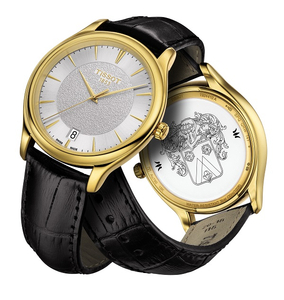 Zegarek Tissot Fascination Gold 18K T924.410.16.031.00 (T9244101603100)