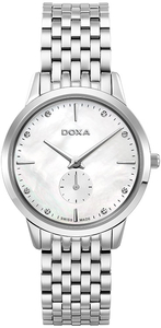 Zegarek Doxa Slim Line Lady DIAMONDS 105.15.051D.10 (10515051D10)