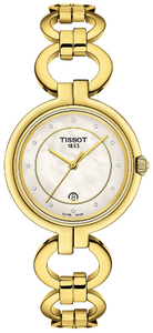 Zegarek Tissot Flamingo Diamonds T094.210.33.116.00 (T0942103311600)