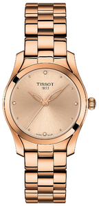 Zegarek Tissot T-Wave Diamonds T112.210.33.456.00 (T1122103345600)