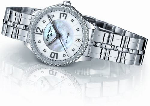 Zegarek Certina DS Dream Diamonds C021.210.61.116.00 (C0212106111600)